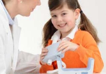 Schiller SpiroScout – PC basert spirometri