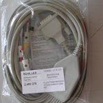 EKG-kabel, banan, 2 m