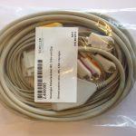 EKG-kabel, 3.5 m, klype