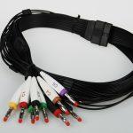 EKG-kabel, banan type